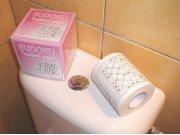 Toaletní papír Sudoku Toaletní papír dárkový