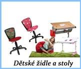Rostoucí stůl pro děti