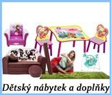 Dětský nábytek a komody