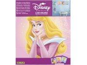 Samolepící obrázky Princezny D41211, 3 ks 30 x 30 cm Dekorace Princezny