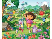 Fototapeta 3D Dora Walltastic 40311, 305 x 244 cm Fototapety pro děti - Rozměr 244 x 305 cm