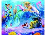 Fototapeta 3D Mořské pany Walltastic 41813 | 305 x 244 cm Fototapety pro děti - Rozměr 244 x 305 cm