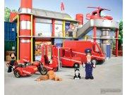 Fototapeta 3D Pošťák Pat Walltastic 40304, 305 x 244 cm Fototapety pro děti - Rozměr 244 x 305 cm