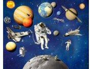 Fototapeta 3D Vesmír Walltastic 40137, rozměry 305 x 244 cm Fototapety pro děti - Rozměr 244 x 305 cm