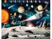 Fototapeta 3D Vesmír Walltastic 41837, 305 x 244 cm Fototapety pro děti - Rozměr 244 x 305 cm