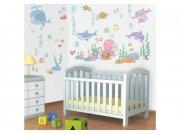 Samolepicí dekorace Walltastic Baby moře 41073 Dekorace ostatní