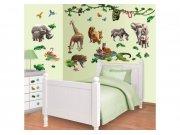 Samolepicí dekorace Walltastic Džungle 41080 Dekorace ostatní