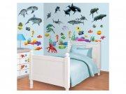 Samolepicí dekorace Walltastic Moře 41097 Dekorace ostatní