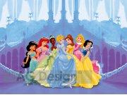 Fototapeta Princezny na zámku FTDS-0264, rozměry 360 x 254 cm Fototapety skladem