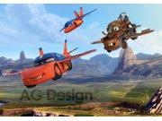 Fototapeta Cars létající FTDS-2206, rozměry 360 x 254 cm Fototapety pro děti - Rozměr 360 x 254 cm