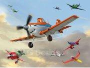 Fototapeta Planes eskadra FTDS-2218, rozměry 360 x 254 cm Fototapety skladem