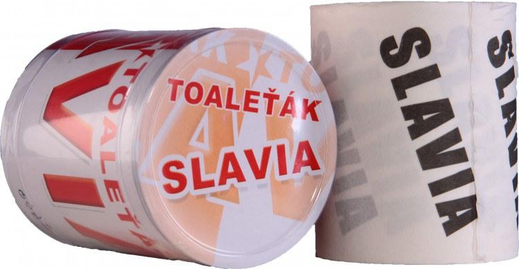 Toaletní papír Slavia - Toaletní papír dárkový