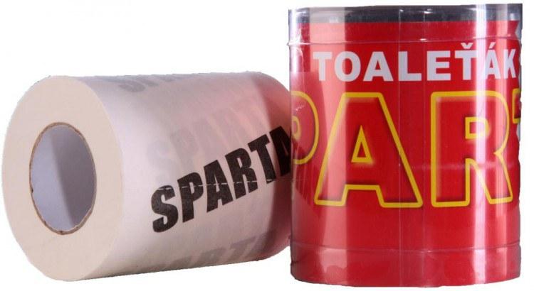 Toaletní papír Sparta - Toaletní papír dárkový