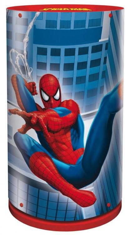 Stolní lampička Spiderman 24 cm - Dekorace Spiderman