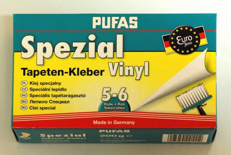 Speciální vinylové lepidlo Pufas euro 3000 | Dětské tapety na zeď Potřeby k tapetování