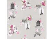 Dětská tapeta na zeď Pretty Lili 69154007 Tapety Pretty Lili