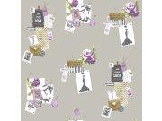Dětská tapeta na zeď Pretty Lili 69155006 Tapety Pretty Lili