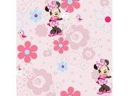 Dětské tapety Minnie 72199, rozměry 0,52 x 10 m Tapety Disney