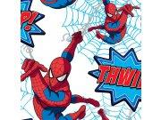 Dětské tapety Spiderman 73299, rozměry 0,52 x 10 m Tapety Disney