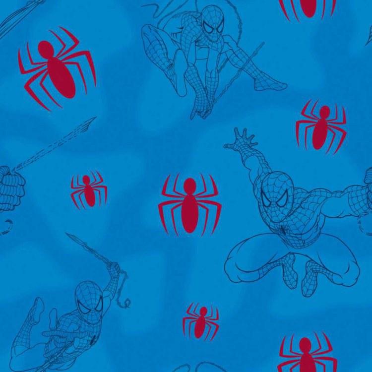Dětské tapety Spiderman 73199, rozměry 0,52 x 10 m - Tapety Disney