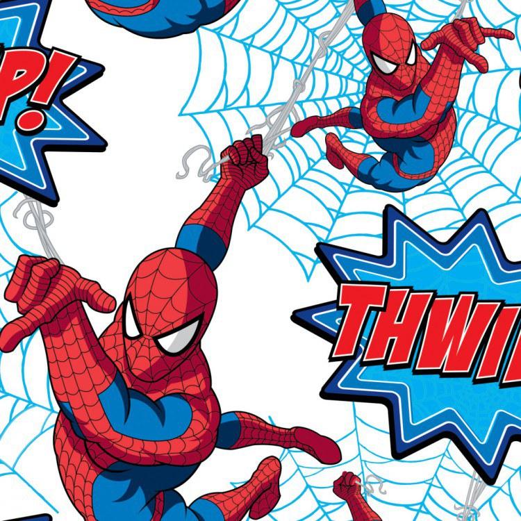 Dětské tapety Spiderman 73299, rozměry 0,52 x 10 m - Akce