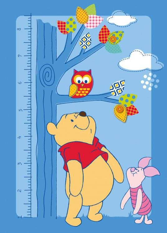 Dětský koberec Medvídek Pú W87, rozměry 95 x 133 cm - Dětské koberce