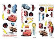Mini samolepky na zeď Cars D70003, rozměry 17 x 34 cm Dekorace Cars