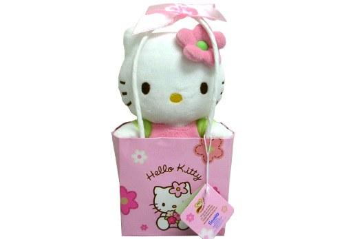 Hello Kitty v taštičce | Hračky Plyšové hračky
