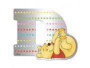 Medvídek Pú zrcátko 004D, rozměry 9 x 7 cm Dekorace Medvídek Pú
