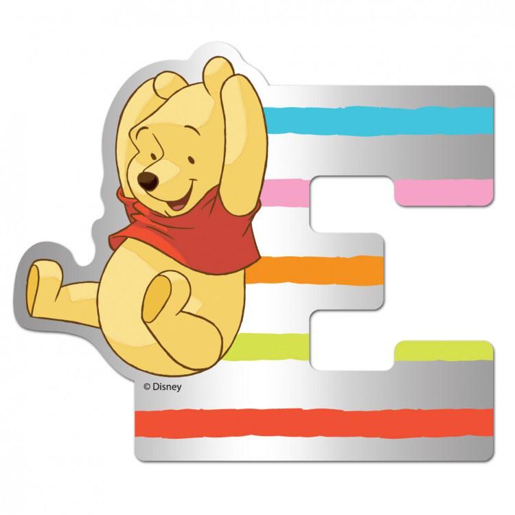 Medvídek Pú zrcátko 005E, rozměry 9 x 7 cm | Dekorace do dětských pokojů Dekorace Medvídek Pú