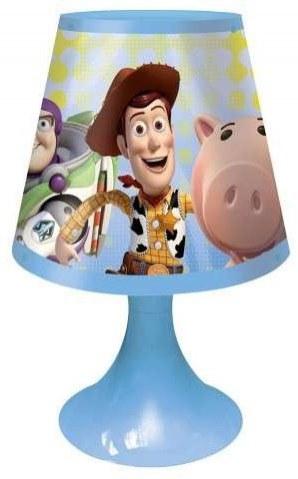 Dětská lampička Toy Story 87155, rozměry 30 x 17 cm - Dekorace Toy Story