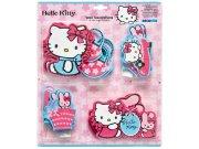 Mini pěnové figurky Hello Kitty D23860, 24 ks Dekorace Hello Kitty