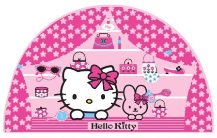 Velká pěnová figurka Hello Kitty D23560, rozměry 53 x 28 cm - Dekorace Hello Kitty