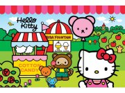 Prostírání Hello Kitty LP2021, rozměry 42 x 30 cm Dekorace Hello Kitty