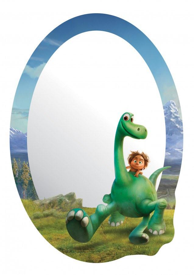 Zrcátko Dinosaurus DM2113 - rozměry 15 x 21,5 cm - Dekorace Dinosauři