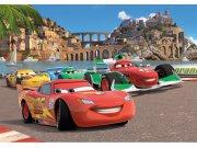Fototapeta Cars FTDNXXL-XXL5050, rozměry 360 x 270 cm Fototapety pro děti - Fototapety dětské vliesové
