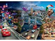 Fototapeta Cars FTDNXXL-XXL5051, rozměry 360 x 270 cm Fototapety pro děti - Fototapety dětské vliesové