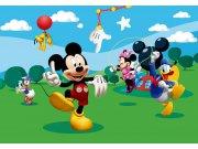 Fototapeta Mickey Mouse FTDNXXL-XXL5057, rozměry 360 x 270 cm Fototapety pro děti - Fototapety dětské vliesové