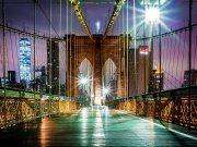 Fototapeta Brooklyn Bridge FTNXXL-2439, rozměry 360 x 270 cm Fototapety vliesové