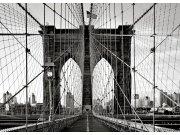 Fototapeta Brooklyn Bridge FTNM-2664, rozměry 160 x 110 cm Fototapety vliesové