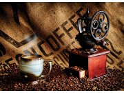 Fototapeta Coffee FTNM-2675, rozměry 160 x 110 cm Fototapety vliesové