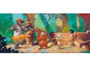 Fototapeta vliesová Kniha Džunglí FTDNH-5355, 202 x 90 cm Fototapety pro děti - Fototapety dětské vliesové