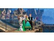 Fototapeta vliesová Ledové Království FTDNH-5365, 202 x 90 cm Fototapety pro děti - Fototapety dětské vliesové