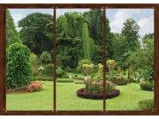 Fototapeta Japonská zahrada FTNS-2456, rozměry 360 x 270 cm Fototapety vliesové