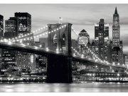 Fototapeta Brooklynský most FTNS-2465, rozměry 360 x 270 cm Fototapety vliesové