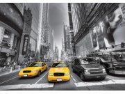 Fototapeta Manhattan cars FTNS-2474, rozměry 360 x 270 cm Fototapety vliesové