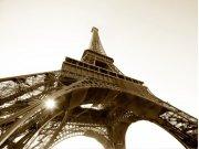 Fototapeta Eiffelova věž FTNS-2476, rozměry 360 x 270 cm Fototapety vliesové