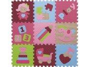 Pěnové puzzle - svět hraček 20968 Akce
