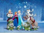 Fototapeta Ledové Království FTDNXXL-XXL5019, rozměry 360 x 270 cm Fototapety pro děti - Fototapety dětské vliesové