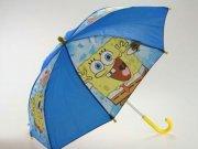 Vystřelovací deštník SpongeBob Do školy a školky - deštníky